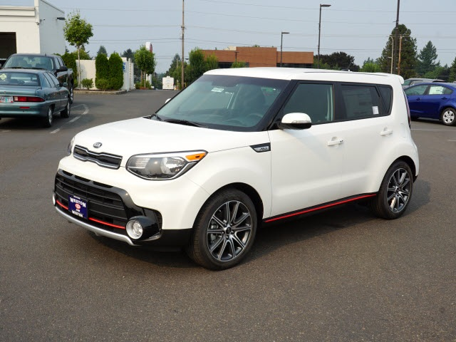 new 2018 kia soul exclaim 4d hatchback near portland kv0078 weston kia. Black Bedroom Furniture Sets. Home Design Ideas